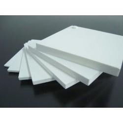 PVC expandido branco